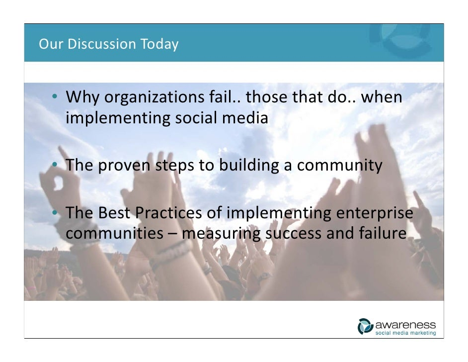 Social Media Marketing Best Practices Slide 2