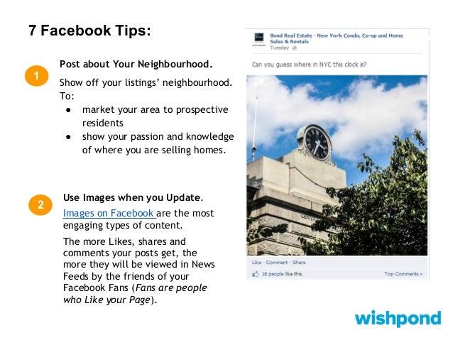 social media marketing for real estate agents 21 tips. Black Bedroom Furniture Sets. Home Design Ideas