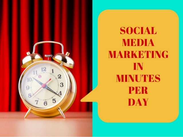 • Expand your marketing reach by using three of the top social media marketing websites • Develop a social media marketing...