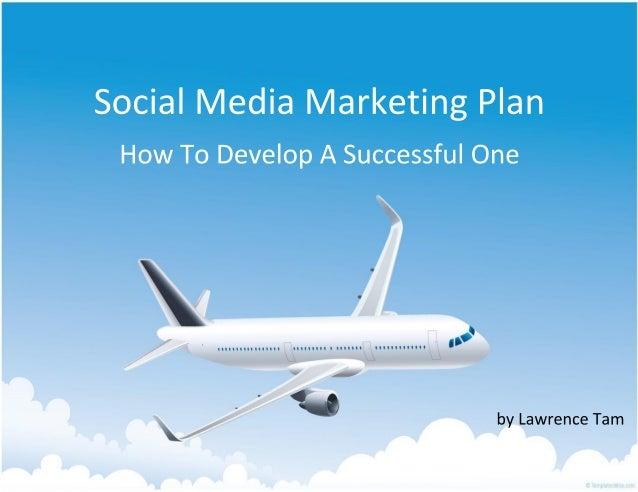Social Media Marketing Plan - Strategy Breakdown