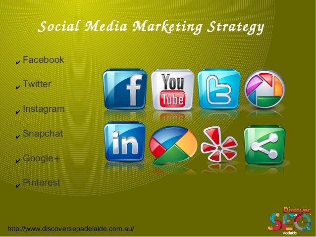Social Media Marketing Services offer by Discover SEO Adelaide Slide 2