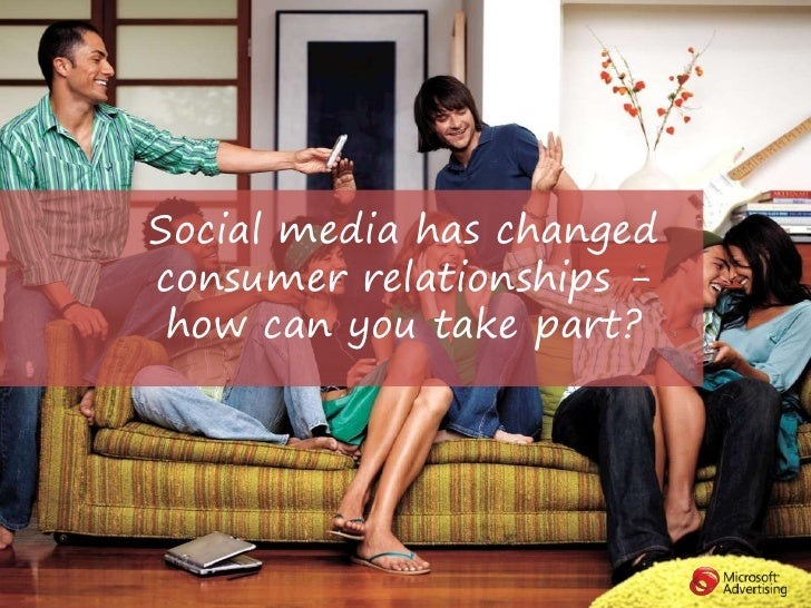 Social media has changed consumer relationships -  how can you take part?