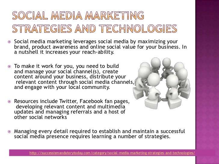 Social media marketing stratgeies and technologies Slide 2