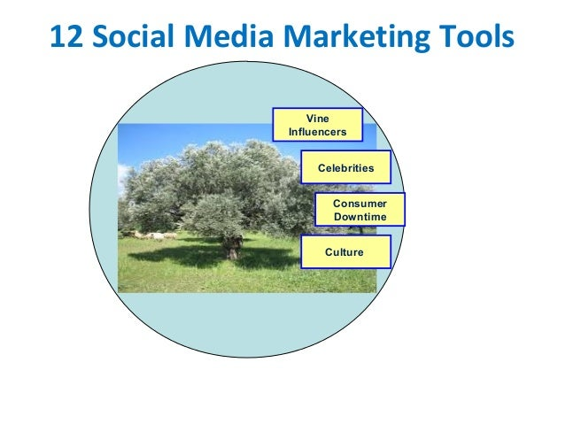 Consumer Downtime Culture Vine Influencers Celebrities 12 Social Media Marketing Tools