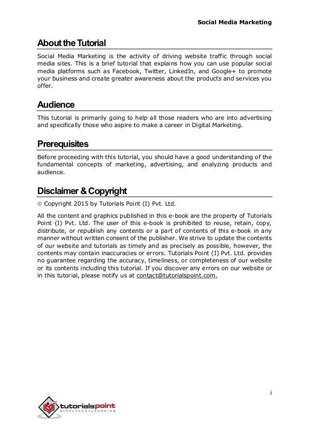 Digital marketing and Social Media Marketing - 웹