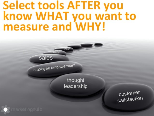 Where  are  you  going?   • Key Performance Indicators help measure transformation • Business goals / objectives...