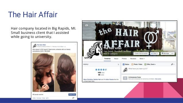 hair affair big rapids mi