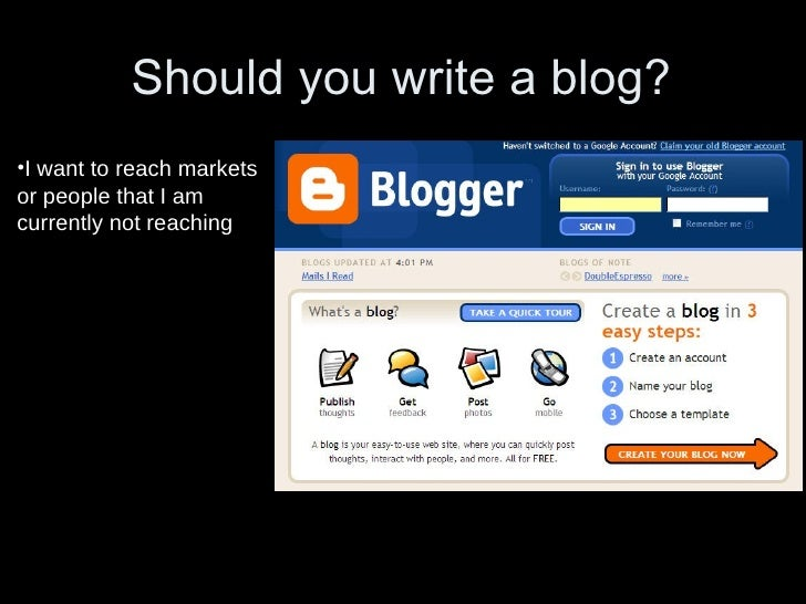 •Lists •Reviews •How-to •Essays •Interviews •Case Studies •Profiles •Rants •Raves Types of Posts flickr.com/desi.italy