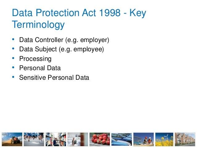 data protection act 1998 and social Cambridge analytica believes that social media activity is a better predictor of   under the current data protection act 1998, it is likely that the.