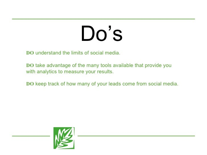 The 10 Most Common Mistakes in Social Media Marketing and How to Avoid Them Slide 3