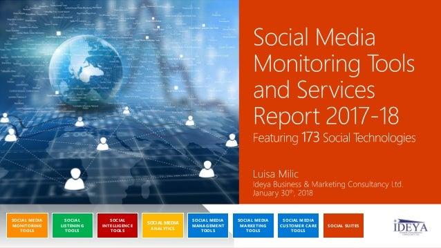 SOCIAL MEDIA MONITORING TOOLS SOCIAL LISTENING TOOLS SOCIAL INTELLIGENCE TOOLS SOCIAL MEDIA ANALYTICS SOCIAL MEDIA MANAGEM...