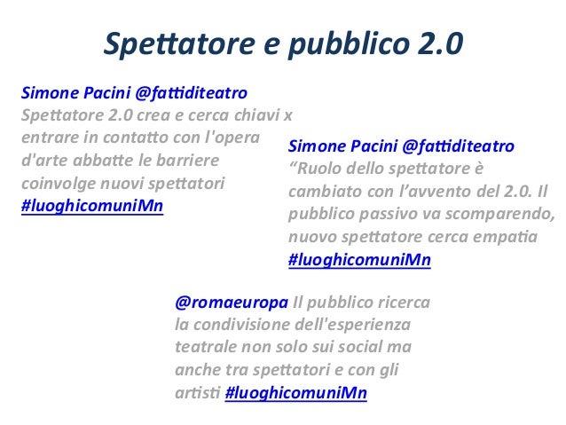 Simone  Pacini  @faLditeatro   Spe=atore  2.0  crea  e  cerca  chiavi  x   entrare  in  conta=o  ...