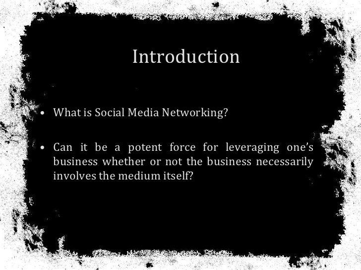 Social Media Marketing For B-to-B Purposes Slide 2