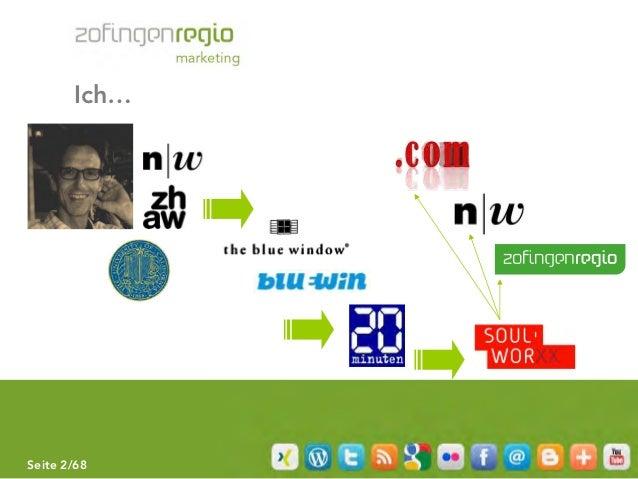 Social Media - Neues Potenzial fuer Verwaltung und Standortmarketing Slide 2