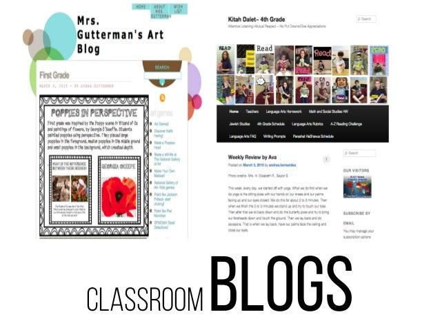 Blog folios