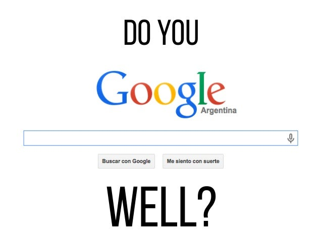 DO You Well?