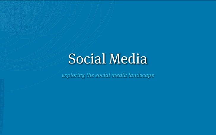 Social Media Part II exploring the social media landscape      @danielspronk     daniel@totalexperience.nl   @erwinelling ...