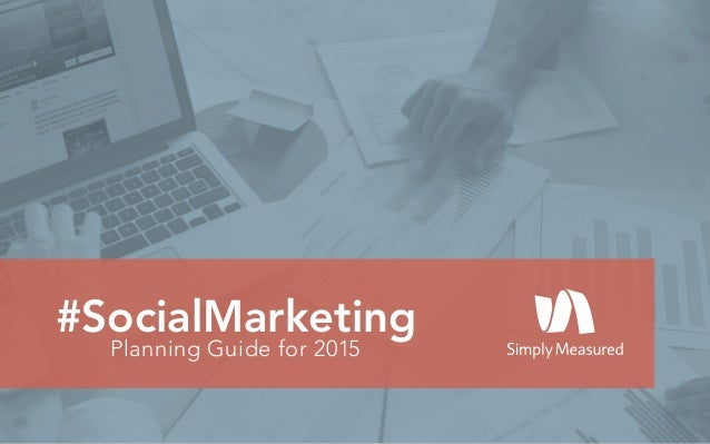 #SocialMarketing Planning Guide for 2015