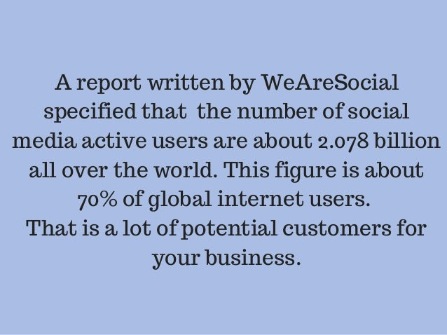 23 Benefits of Social Media for Business