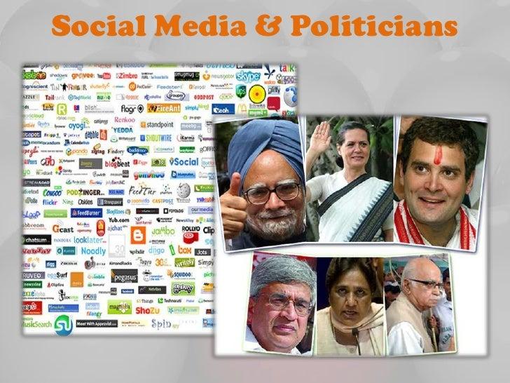 Social Media & Politicians<br />