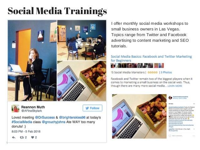 Social Media Portfolio by ribileona - Issuu