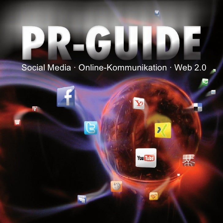 PR-Guide Social Media · Online-Kommunikation · Web 2.0