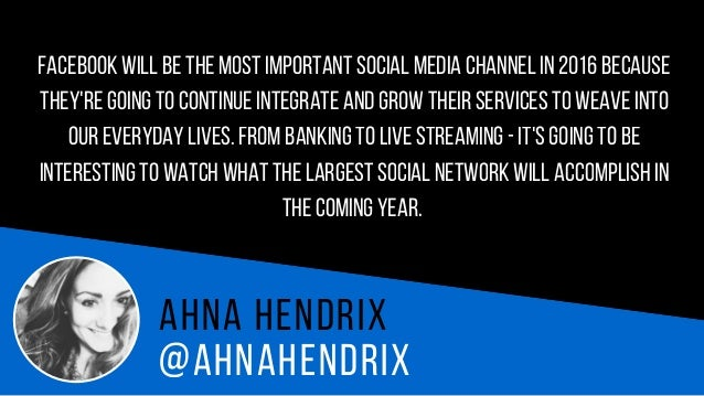 @AL B E R T Q I AN Al b e r t Q i a n Blab will be the most important social media platform in 2016.As people move awayfro...