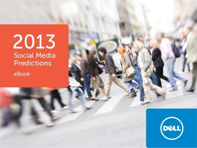 2013Social MediaPredictionseBook