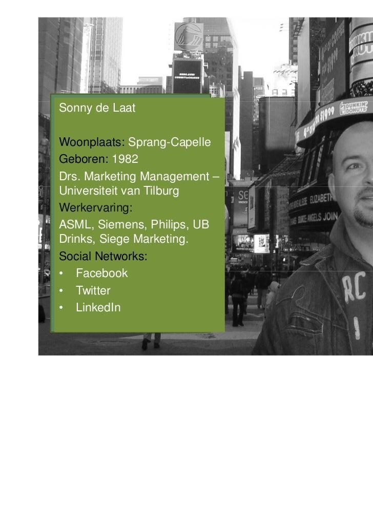 Social media presentatie Slide 2