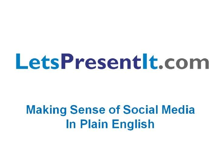 Is Social Media a Fad?                http://www.youtube.com/watch?v=lFZ0z5Fm-Ng