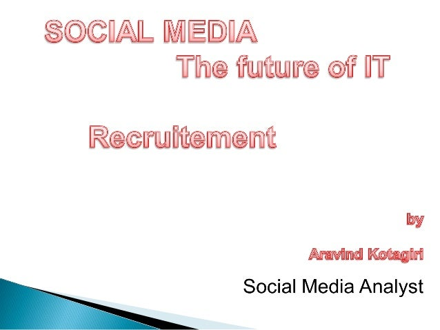  What is 'social media for recruiting', anyway?   The talent crisis   The Stages of Social Media for Recruiting – and h...