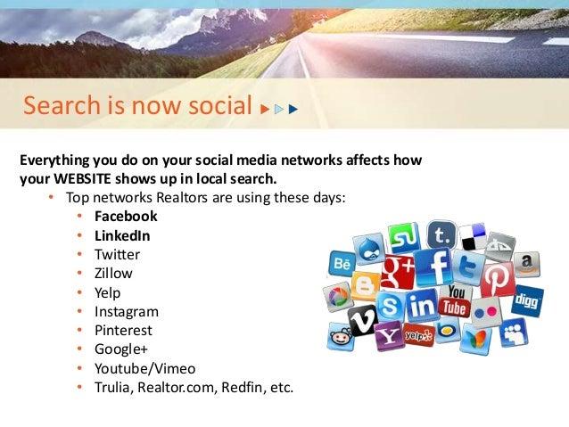 Social Media - Equity Real Estate - Week 1 Slide 3