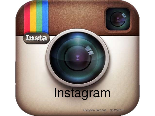 Instagram 9/22/2013Stephen Zarcone