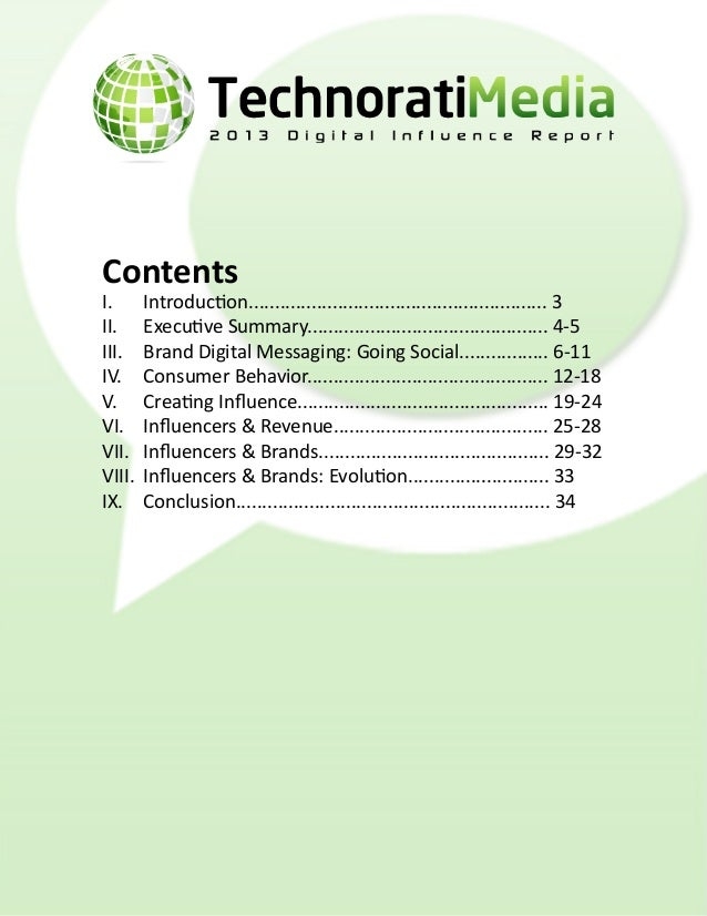 comScore, December 2012 Founded over a decade ago, Technorati Media has grown into one of the largest social media ad netw...