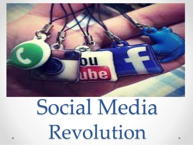 Revolution of social media