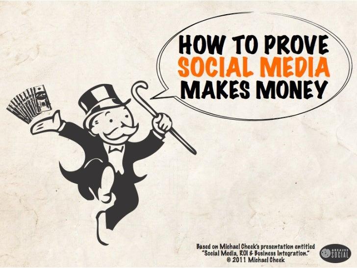 How to Prove Social Media Makes Money