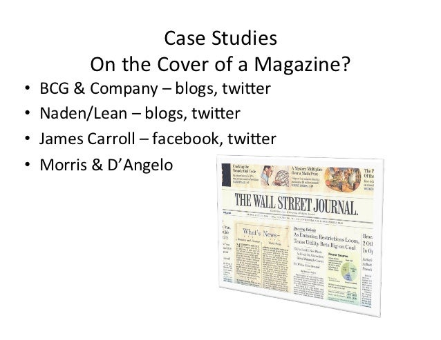 """Why you should care about Social                   Media                 """"In-‐forming is the individu..."""