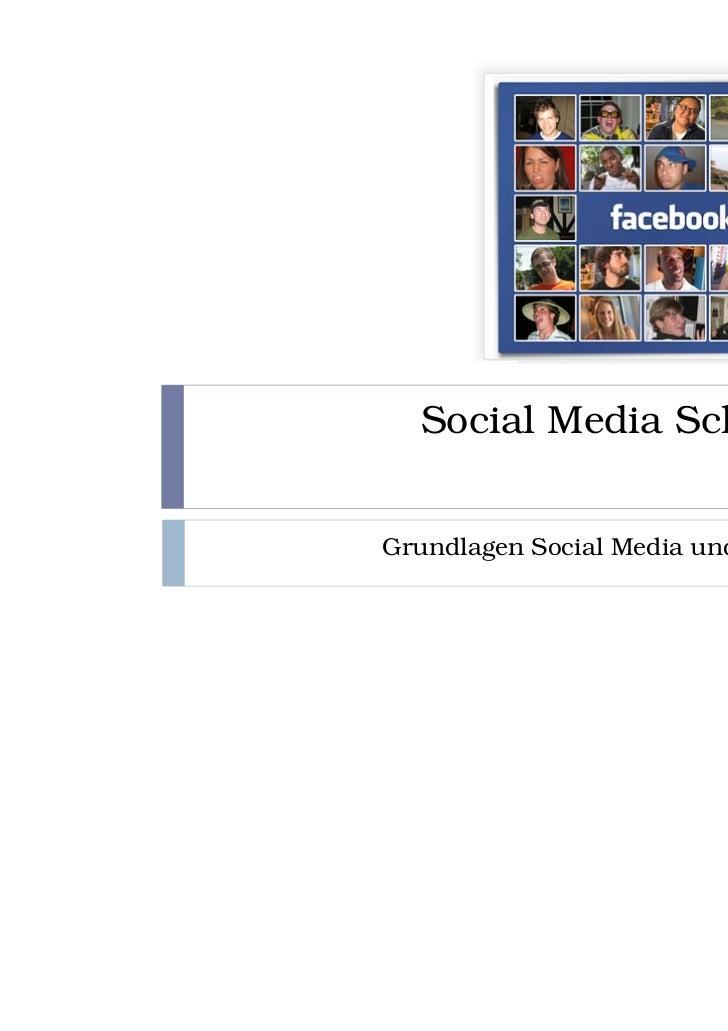 Social Media Basics II