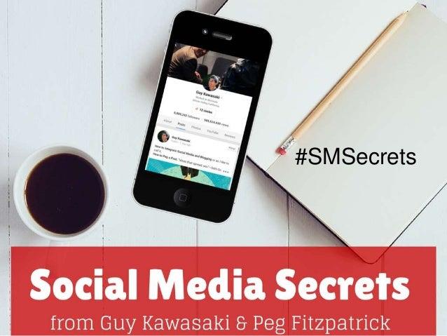 Social Media Secrets