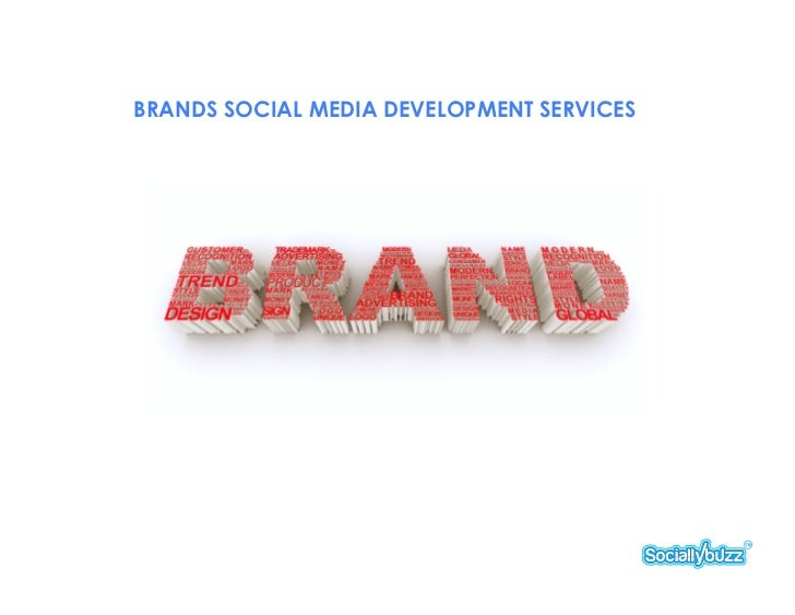 BRANDS SOCIAL MEDIA DEVELOPMENT SERVICES