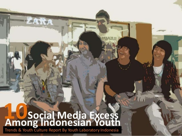 Social Media Side Effect: Twitter Excess 10Social Media Excess Trends & Youth Culture Report By Youth Laboratory Indonesia...