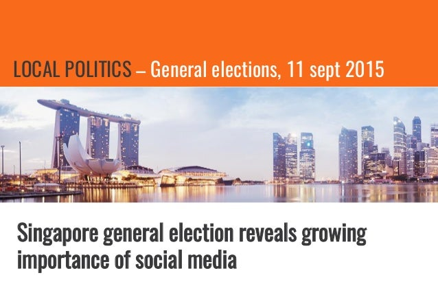 Social media soaked up the activities around the election 24/7