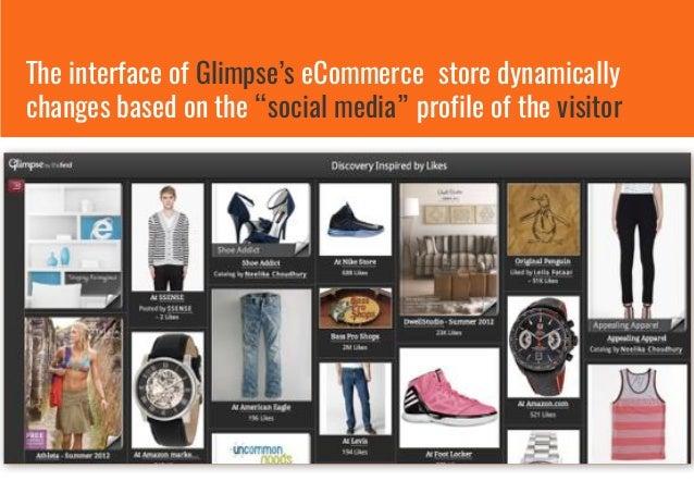 Personalization can happen both online & offline through merchandise