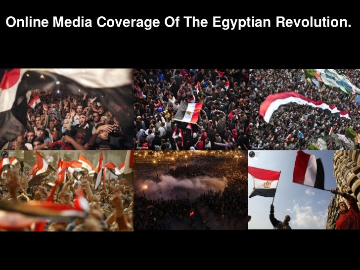 How Social Media Is Keeping the Egyptian Revolution Alive
