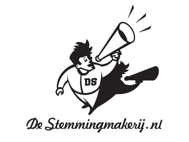 Voor onze al Social Media Workshops         bel 020-408 46 56email info@destemmingmakerij.nl           Zie ook   www.deste...