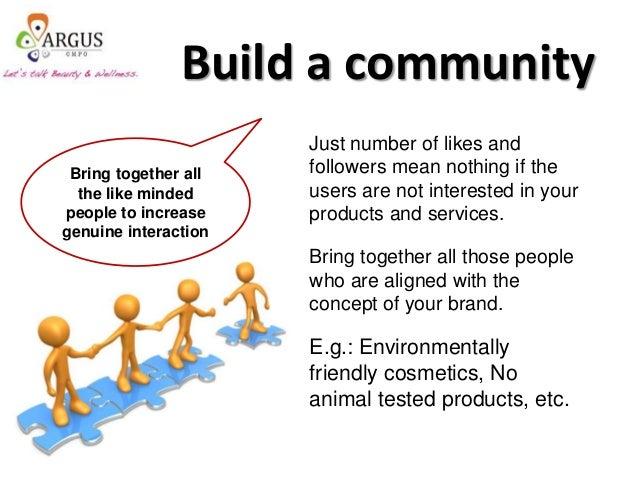Social media for Beauty Brands Slide 2