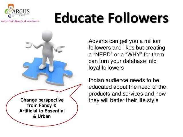 Social media for Beauty Brands Slide 3