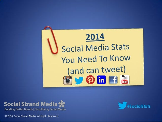 #SocialStats ©2014. Social Strand Media. All Rights Reserved.