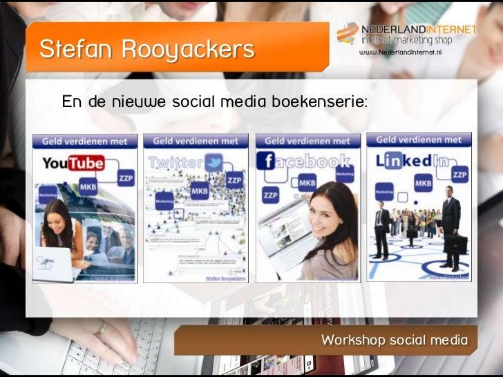 Social media Workshop FC Twente stadion Slide 3
