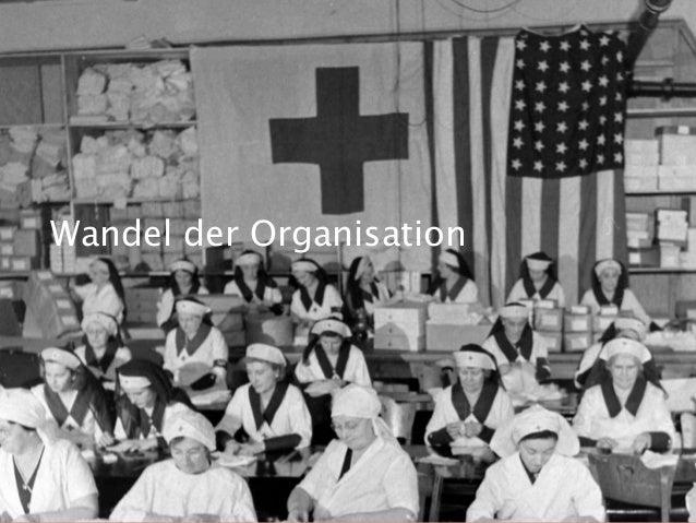 www.roteskreuz.at 5 Marketing und Kommunikation Wandel der Organisation